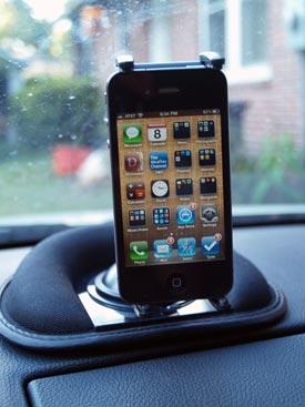 Arkon iPhone 4 mount