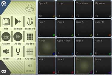 BeatMaker iPhone app