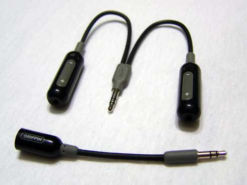 Griffin Headphone Adapter for iPhone