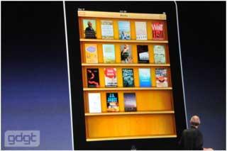 iPad iBooks
