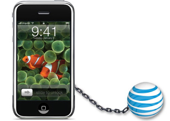 iPhone No More Unlimited Data AT&T