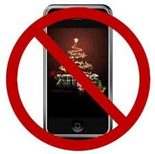 iPhone for Christmas