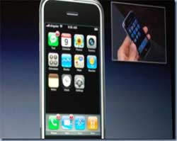 Balda iPhone Touchscreens