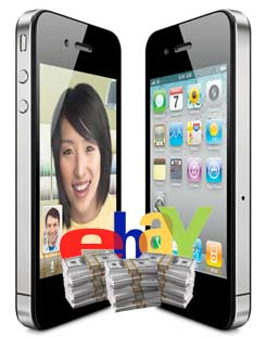 Sell iPhone 4 eBay