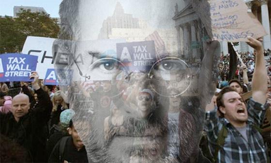 Steve Jobs & Occupy Wall Street