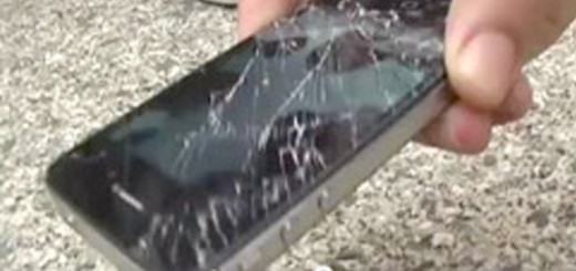 iPhone Cracked