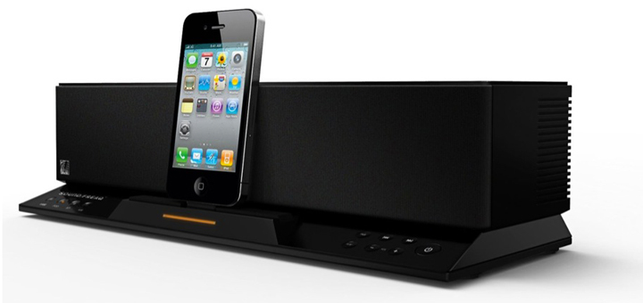 Wireless iPhone Speakers